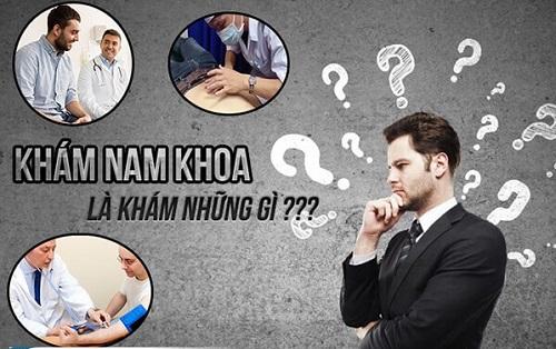 Khám nam khoa ở Thái Bình nên đến đâu?