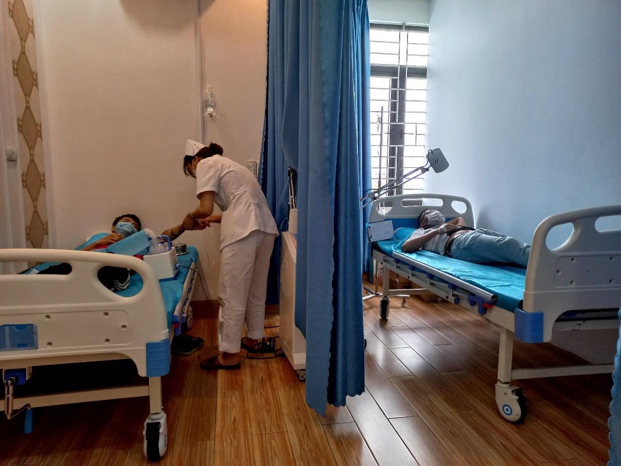 phòng khám chữa bệnh lậu nam định